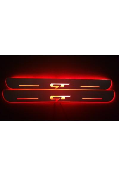 Boostzone Gt Işıklı Kapı Eşiği 2Li