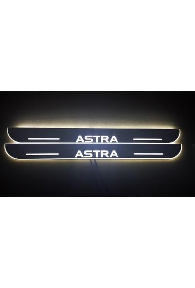 Boostzone Opel Astra Işıklı Kapı Eşiği 2Li