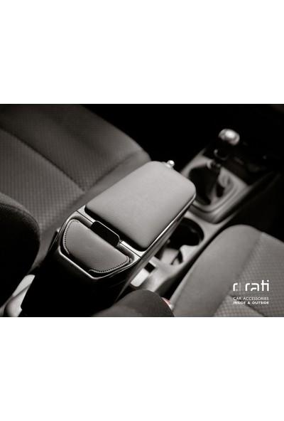 Armster Yeni Armster 2 Renault Clio 4 2013 Kol Dayama Kolçak Siyah
