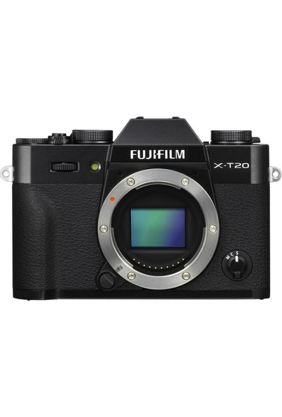 Fujifilm X-T20 Siyah