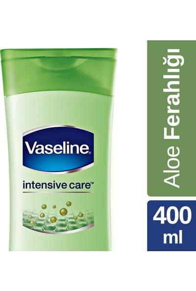 Vaseline Vücut Losyonu Aloe Ferahlığı 400 ML