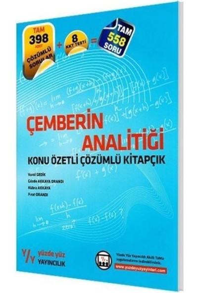 Yüzdeyüz Yayınları Çemberin Analitiği