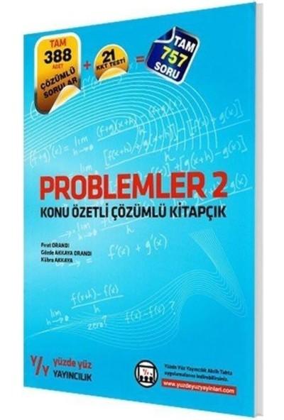 Yüzdeyüz Yayınları Problemler 2