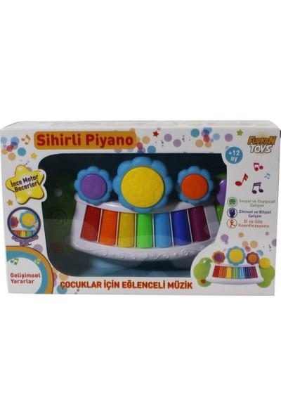 Furkan Sihirli Piyano Eğitici Oyuncak