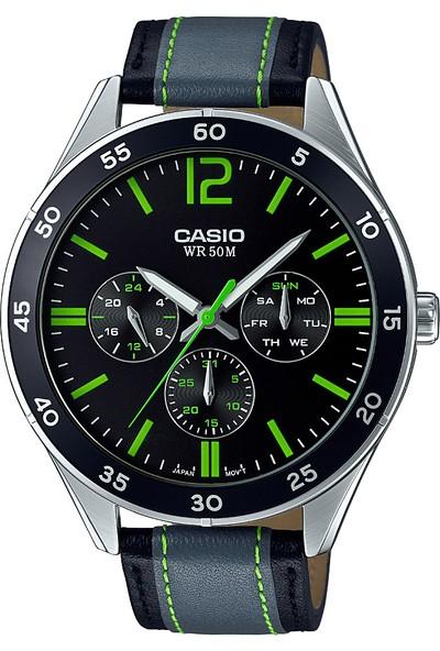 Casio MTP-E310L-1A3VDF Standart Erkek Kol Saati