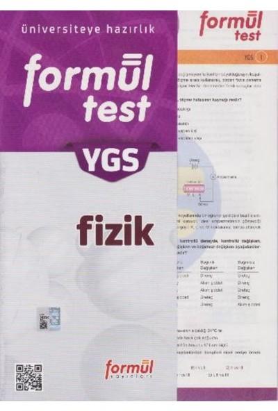 Formül Yayınları Ygs Fizik Yaprak Test