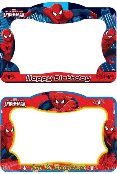 Partioutlet Spiderman Standart Çerçeve