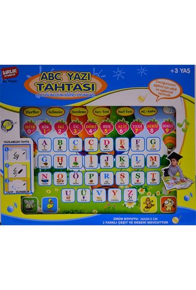 Birlik Oyuncak Türkçe Eğitici Abc Yazı Tahtası 0004