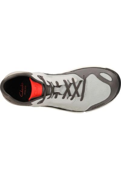 Clarks Tri Lite Erkek Spor Ayakkabı Gri