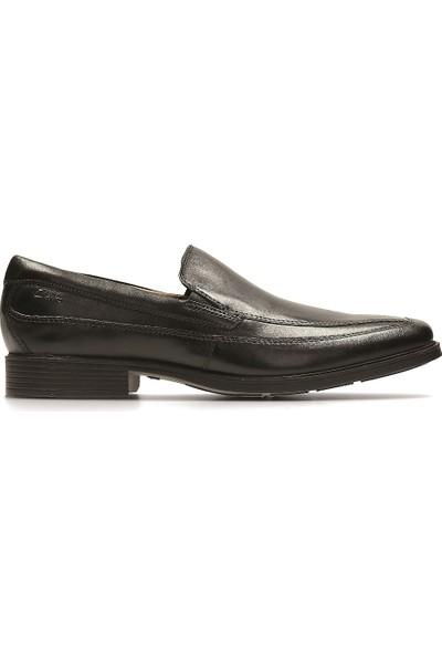 Clarks Tilden Free Erkek Ayakkabı Siyah