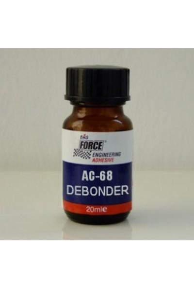 Ems Force Ac - 68 Debonder Yapıştırıcı Çözücü