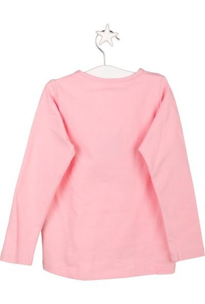 Tuc Tuc Kız Çocuk Bluz, Pink Pembe