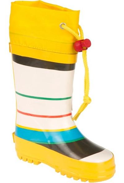 Tuc Tuc Erkek Çocuk Yağmur Botu, Rolling Race Sarı