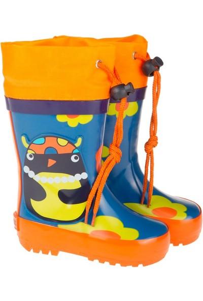 Tuc Tuc Kız Çocuk Yağmur Botu, Drakkar Oranj