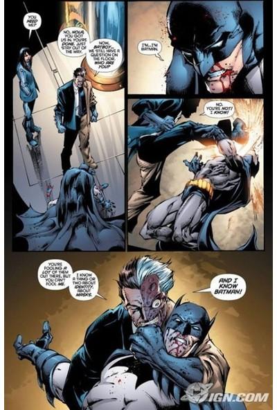 Batman: Hush Türkçe Çizgi Roman