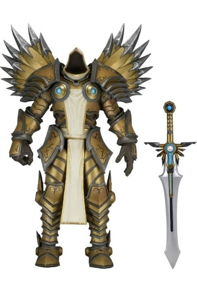 "Neca Heroes Of The Storm Series 2 Tyrael 7"" Scale Action Figure"