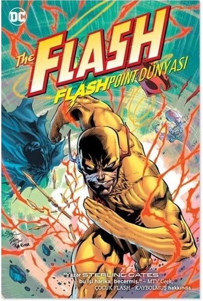 Flash Flashpoint Dünyası Türkçe Çizgi Roman