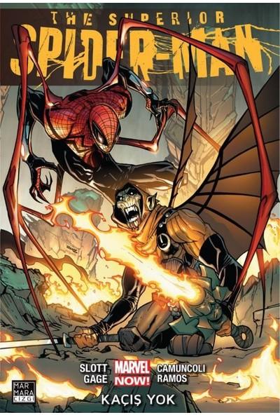 Superior Spider-Man: 3 Kaçış Yok Türkçe Çizgi Roman