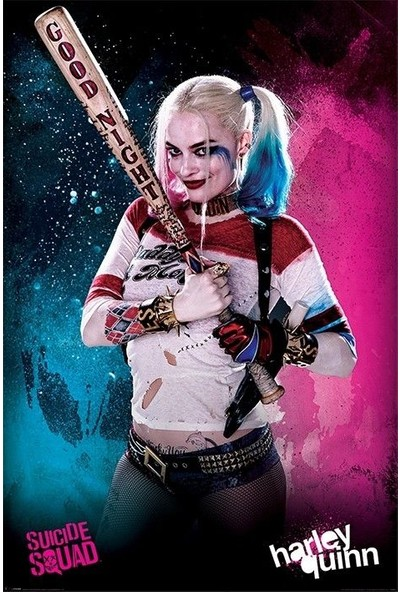 Pyramid International Maxi Poster Suicide Squad Harley Quinn Pp33888
