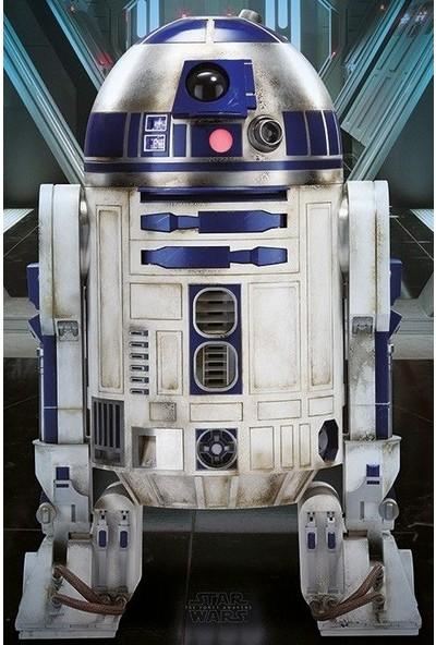 Pyramid International Maxi Poster Star Wars Episode Vıı R2-D2 Pp33843