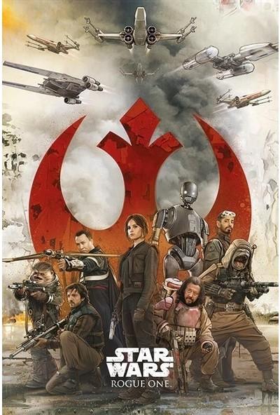 Pyramid International Maxi Poster Star Wars Rogue One Rebels Pp33965