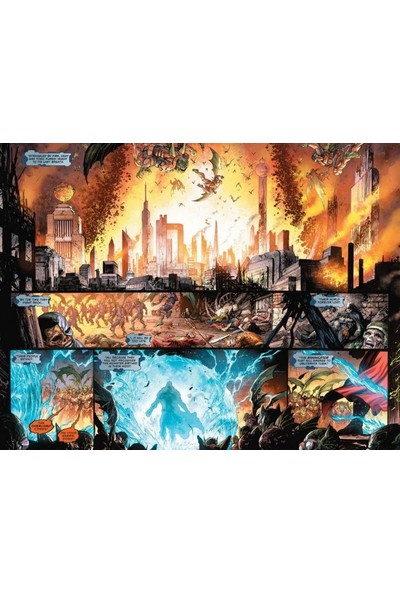 Action Comics (2016-) #967 Fasikül İngilizce Çizgi Roman