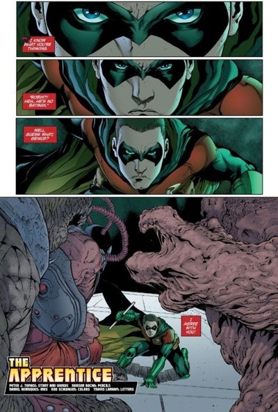 Batman: Arkham Knight Vol. 3 İngilizce Çizgi Roman
