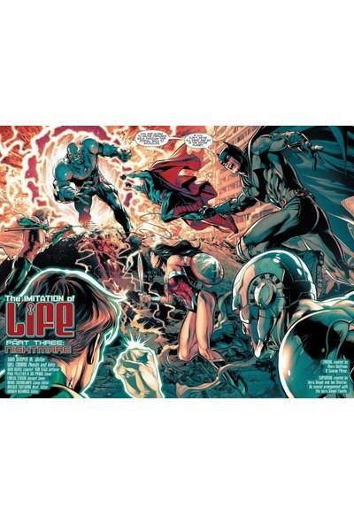 Cyborg (2016-) #3 Fasikül İngilizce Çizgi Roman