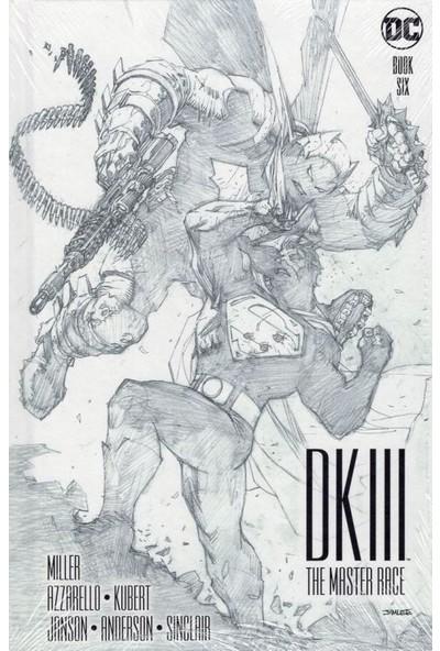 Dark Knight Iıı Master Race #6 Collectors Edition - Hardcover İngilizce Çizgi Roman