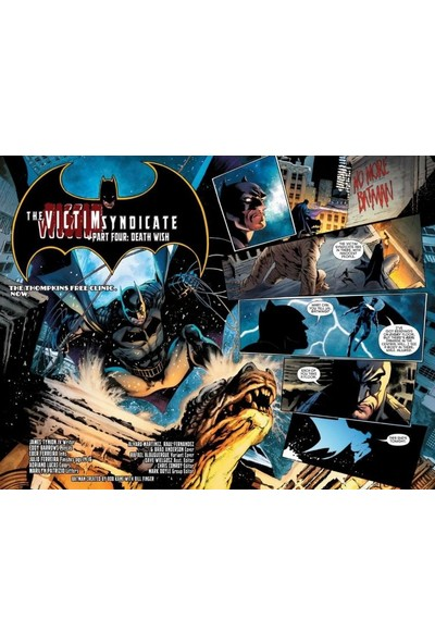 Detective Comics (2016-) #946 Fasikül İngilizce Çizgi Roman