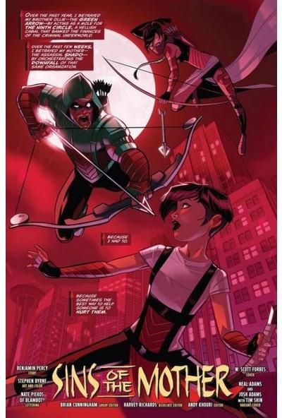 Green Arrow (2016-) #6 Fasikül İngilizce Çizgi Roman
