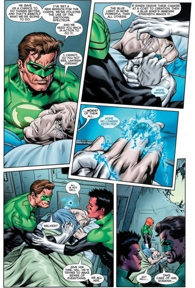 Green Lantern (2011-2016) Vol. 5: Test Of Wills İngilizce Çizgi Roman