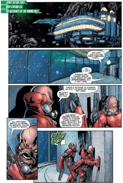 Green Lantern (2011-2016) Vol. 7: Renegade İngilizce Çizgi Roman