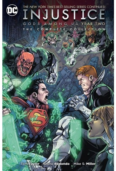 Injustice: Gods Among Us: Year Two - The Complete Collection İngilizce Çizgi Roman