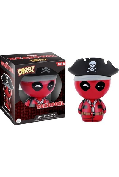 Funko Dorbz Marvel Pirate Deadpool