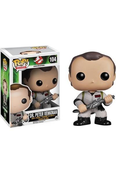 Funko Pop Ghostbusters Dr. Peter Venkman