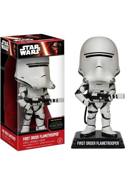 Funko Star Wars First Order Flametrooper Wacky Wobbler