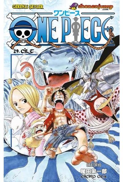 One Piece 29. Cilt 'Oratoryo' Türkçe Çizgi Roman