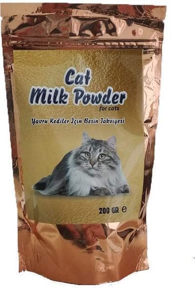 Dr.Natures Yavru Kediler İçin Süt Tozu Besin Takviyesi 200 Gr