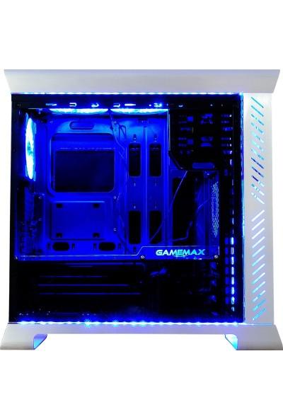 Gamemax FC-9100G Alüminyum Oyuncu Kasa