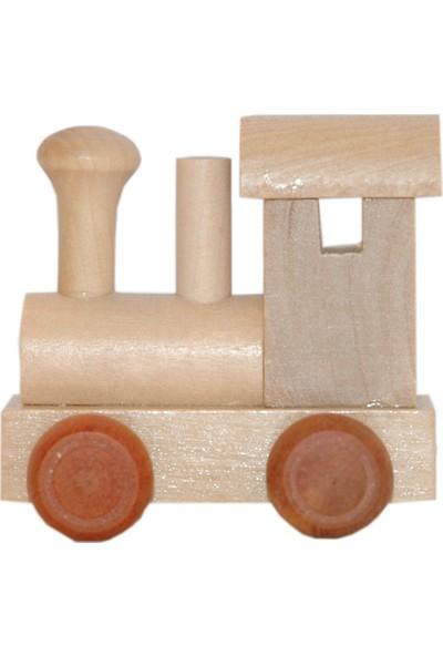 İsim Dünyası - İsim Treni Ön Vagon