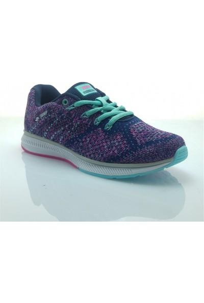 Jump 15182 Kadın Spor Ayakkabı Mor