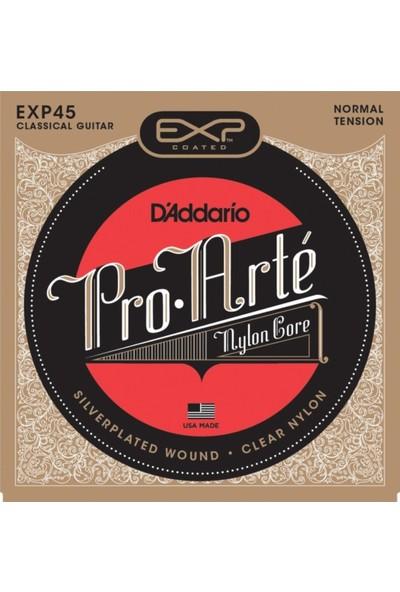 D'Addario EXP45 Pro-Arte Normal Tension Klasik Gitar Teli
