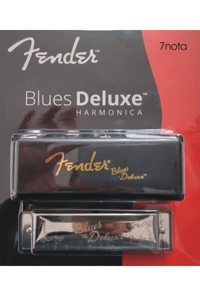 Fender Harmonica Blues Deluxe C - Do Mızıka