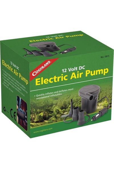 Coghlans Elektrikli Hava Pompası 12 Volt