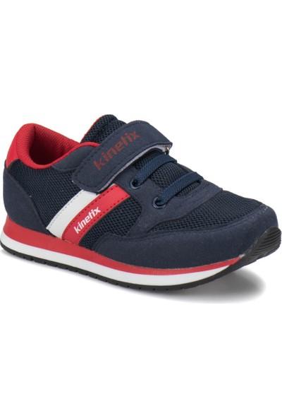 Kinetix Payof Lacivert Kırmızı Erkek Çocuk Sneaker