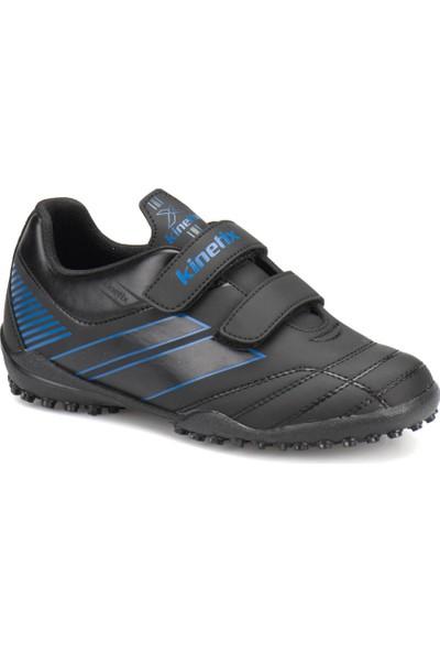 Kinetix Trim Turf Siyah Saks Erkek Çocuk Halı Saha Ayakkabısı