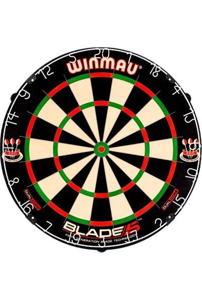 Pusula Oyun Winmau Blade 5 Dual Core Dartboard Hedef Tahtası