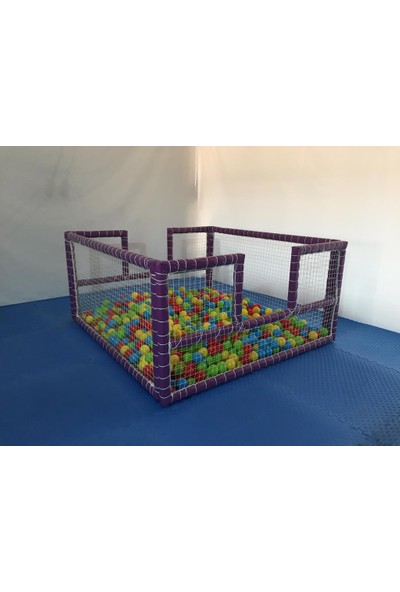 Toysmar Top Havuzu 175*175*100 Cm