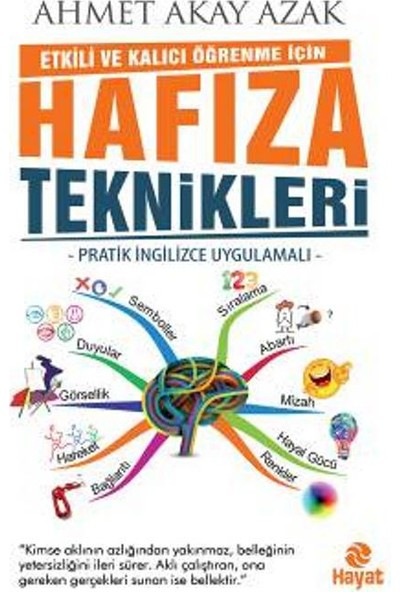 Hafıza Teknikleri - Ahmet Akay Azak